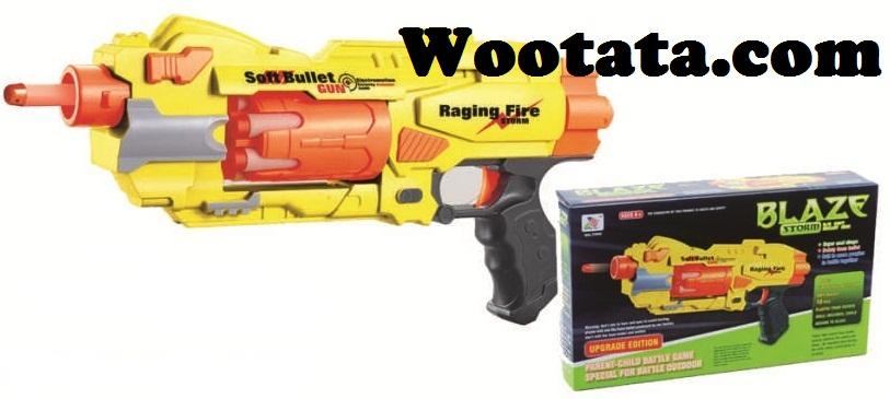 senapan mainan anak blaze storm 7009