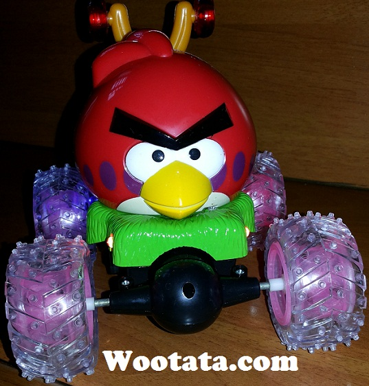 angry birds 360 rotating stunt car 8088d