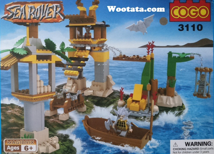 Cogo Sea Rover 3110