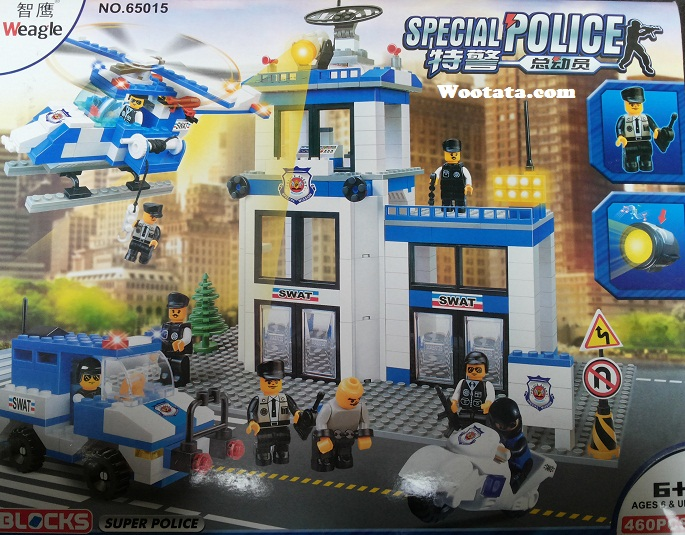 Weagle 65015 Special Police