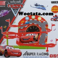 Mainan Mobil Track Racing Orbit Cars 2 Super Racing