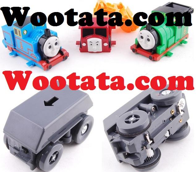 mainan kereta api keren tomis quarry
