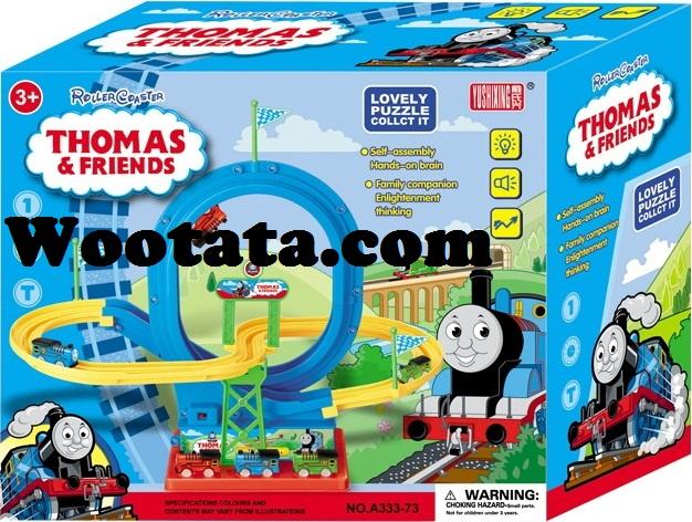 harga mainan thomas roller coaster terbaru