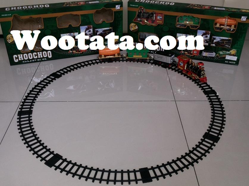 mainan kereta api uap classic murah choochoo super
