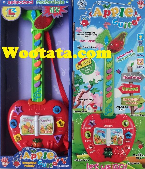 jual mainan alat musik gitar untuk anak