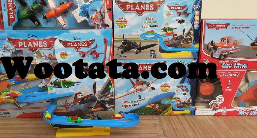 mainan track planes terbaru buat anak laki-laki 3 tahun