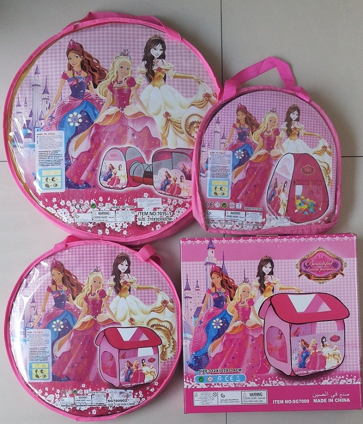 tenda anak princess