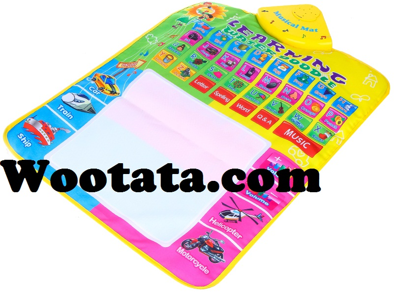 mainan edukatif terbaik untuk anak umur 3 tahun water doodle mat