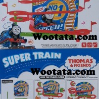 Mainan Track Terbaru Thomas Super Train