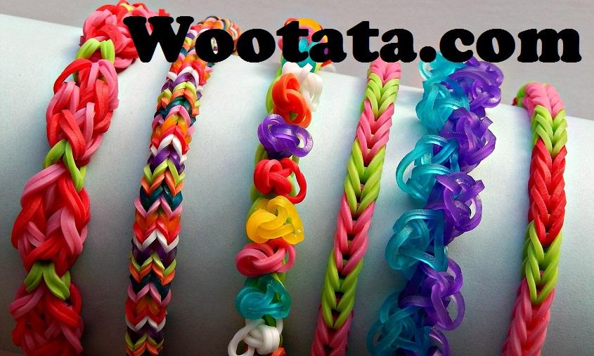 mainan loom bands frozen aman dan asli